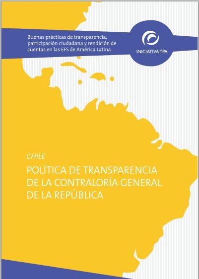 Política de Transparencia de la CGR de Chile