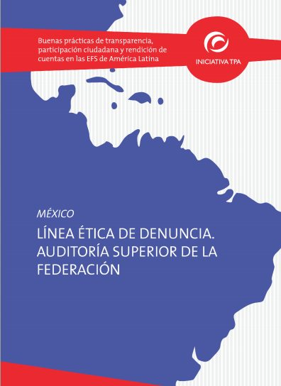 Línea ética de denuncias de la ASF de México