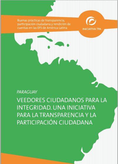 Veedurías ciudadanas para la integridad - CGR Paraguay