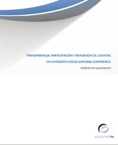 TPA: Material de capacitación