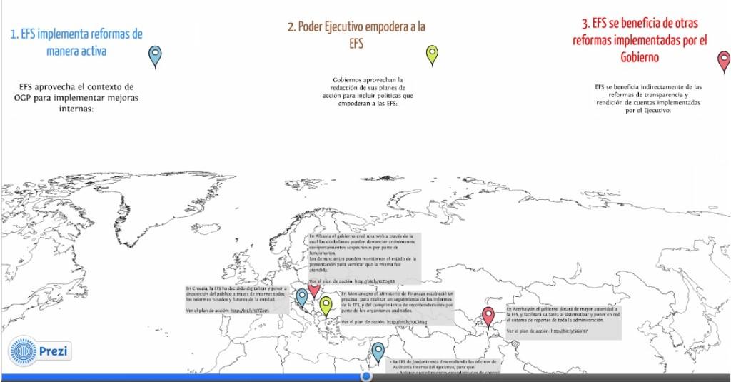 Print screen mapa