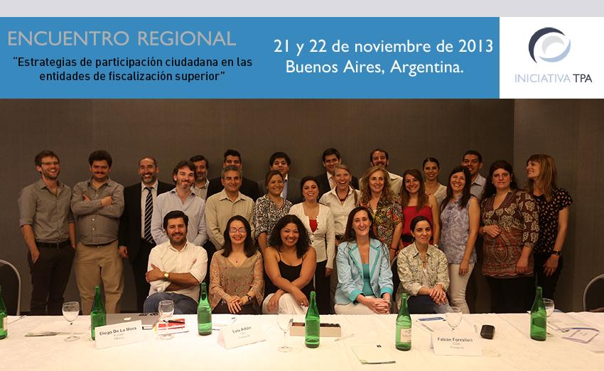 Foto Encuentro TPA