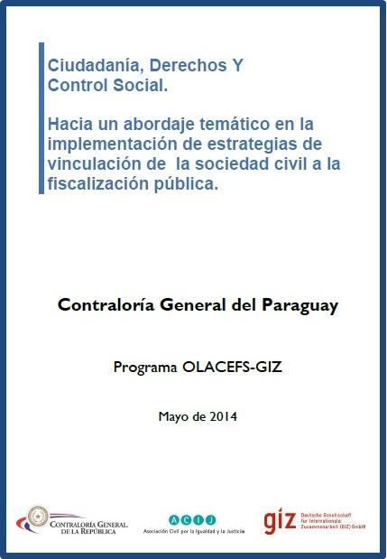 informe CGR Paraguay imagen