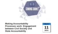 Colaboración entre Entidades Fiscalizadoras, Ombudsman y Sociedad Civil
