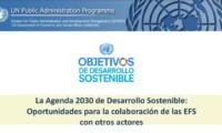 """Webinario """"Oportunidades para la participación ciudadana en la fiscalización"""""""